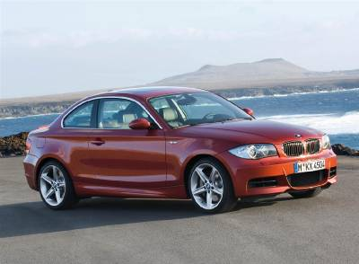2010 BMW 1 Series M   Coupe (E88)